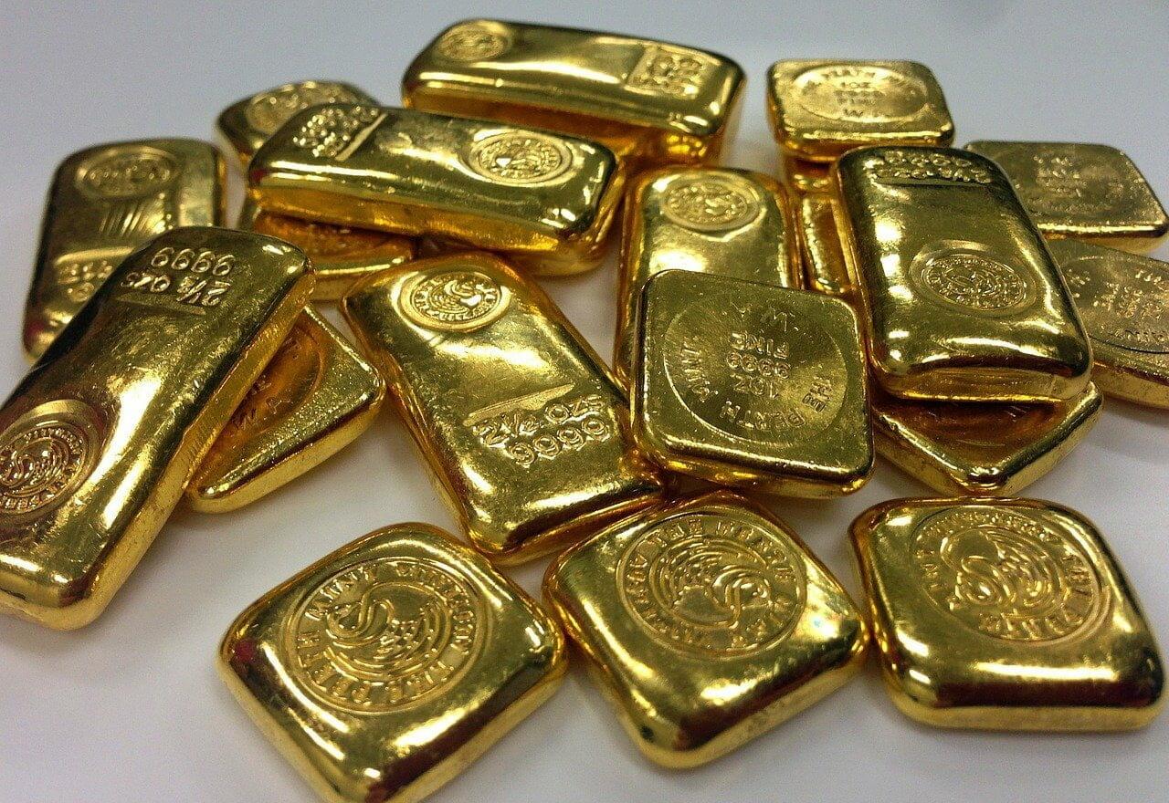 gold, bullion, ing